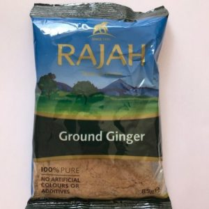Imbir w proszku 100g ginger
