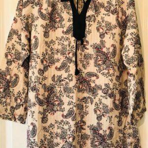 Bluzka ciekawe wzory bawelna L