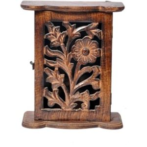 Skrzynka na klucze drewniana