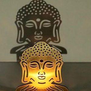 Podstawka na swieczke Budda
