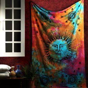 Ozdoba na sciane bawelna 132×196 cm