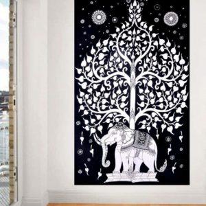 Ozdoba na sciane bawelna 136×204 cm
