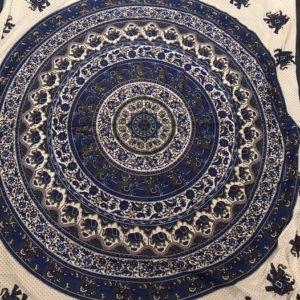Przescieradlo bawelna mandala 211×240 cm