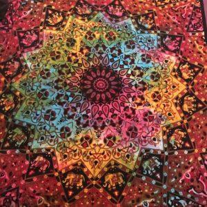 Przescieradlo bawelna kolorowe 214×227 cm