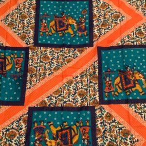 Przescieradlo kolorowe bawelna 140×210