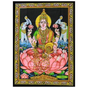 Lakshmi bawelna ozdoba na sciane