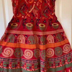 Sukienka kolorowa L,Xl