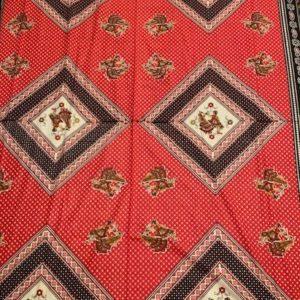 Przescieradlo kolorowe 142×214 bawelna
