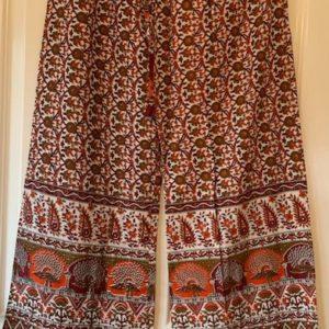 Spodnie kolorowe bawelna