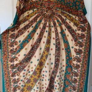 Sukienka free size dluga