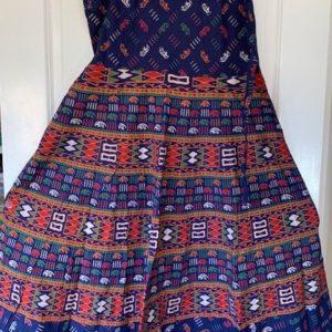 Sukienka bawelna L/Xl (220)