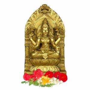 Lakshmi figurka wys 15 cm