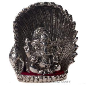 Ganesh figurka metalowa