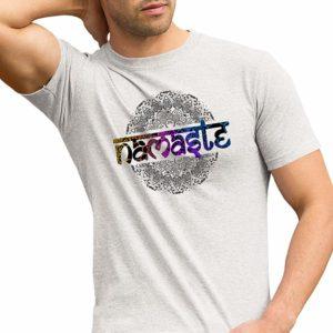 T-shirt koszulka meska bawelna L