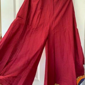 Spodnica spodnie bawelna 205