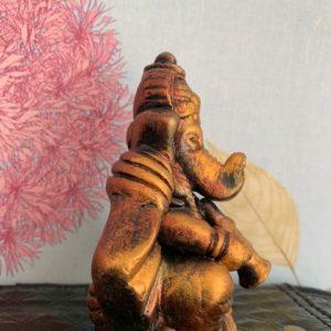 Ganesh figurka gliniana 2