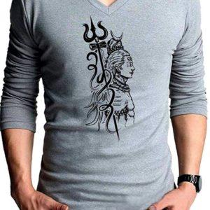 Bluzka meska szara Shiva  L