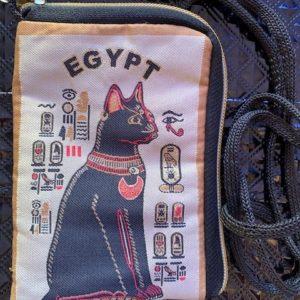Torebka materialowa etui Egipt