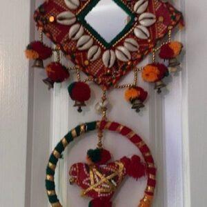 Ozdoba dekoracyjna slon muszle (131)