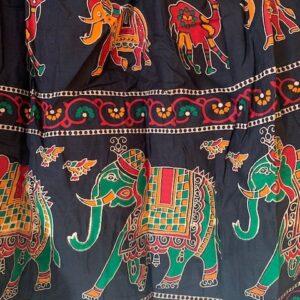 Spodnica kolorowa wzory (253)