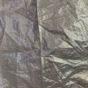 Material na choli srebrny (257)
