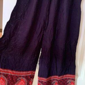Spodnie kolorowe bawelna 248