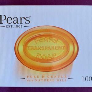 Pears mydlo glicerynowe  100g