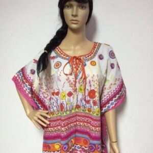 Bluzka nietoperz kolorowa (400)
