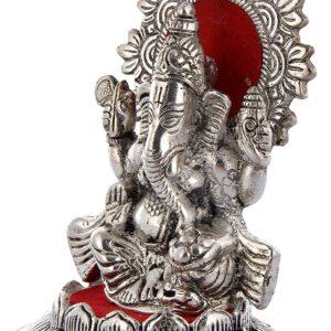Ganesh figurka metalowa T38