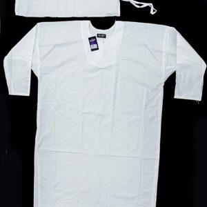 Klasyczne ubranie namaz 2XL  Indie S053