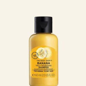 THE BODY SHOP Szampon bananowy BANANA SHAMPOO 250 S065