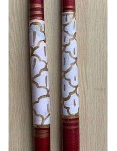 Patyczki patyki drewniane do tanca Dandiya Indie