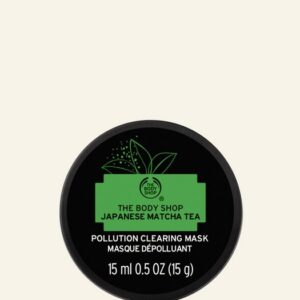 Japanese Matcha Tea Pollution Clearing Mask 75 ml S063
