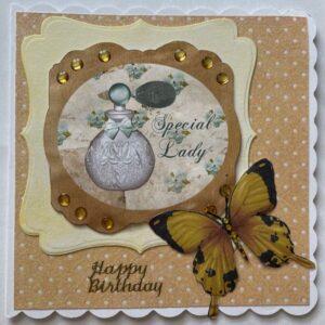 Kartka urodzinowa  A009