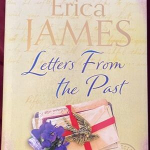 Letters From The Past książka E. James  A133