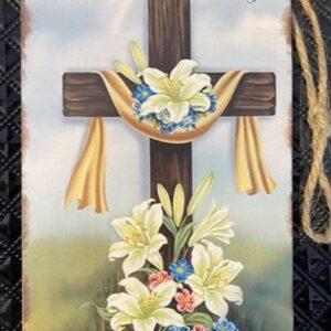 Zawieszka na drzwi Easter Blessing  A132