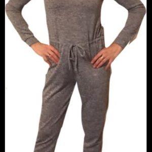 Spodnie bluzka komplet M (259)