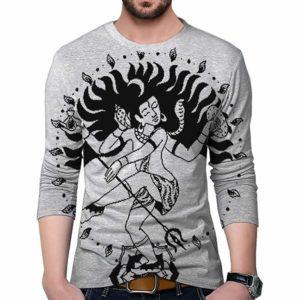 Koszulka  meska bawelna M Shiva (380)