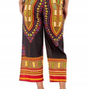 Spodnie kolorowe bawelna 3/4 (236)