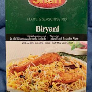 Biryani  przyprawa do ryzu 50g