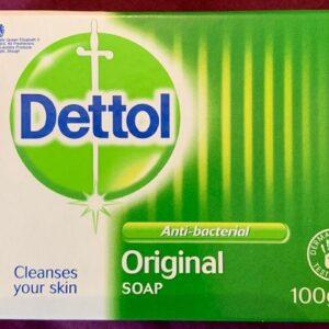 Dettol mydlo antybakteryjne   100g