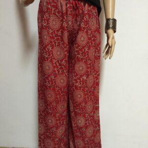 Spodnie kolorowe bawelna 240