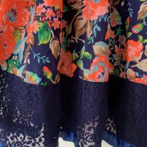 Sukienka kolorowa S/M (401)