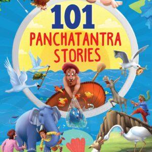 Ksiazka 101 bajek w języku angielskim  Indie S003