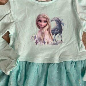Sukienka frozen dziewczynka 4-6 lat H&M   S120