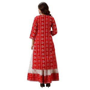 Tunika+ spodnica bawelna  M/L  Indie S100